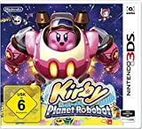 Kirby: Planet Robobot - [3DS]
