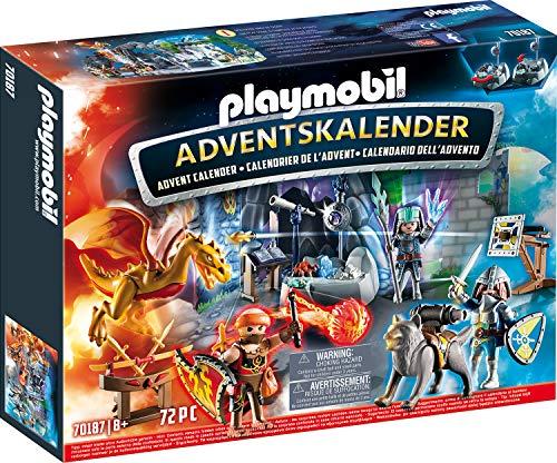 PLAYMOBIL 70187 ADVENTSKALENDER Spielzeug, Rollenspiel, bunt, one Size