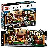 LEGO- Central Perk Ideas Jeux de Construction, 21319, Multicolore