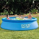 intex easy set aufstellpool beispiel