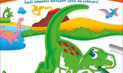& Colora i dinosauri. Con gadget libri in pdf gratis