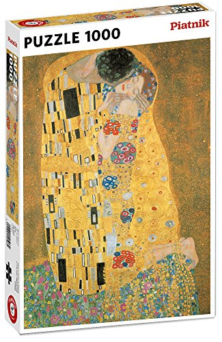 Piantnik - Klimt, Il Bacio, Puzzle, 1000 pezzi