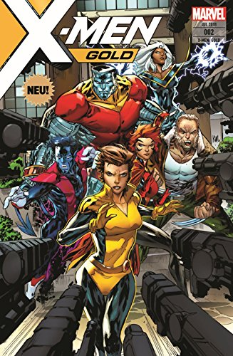 X-Men: Gold: Bd. 2: In der Falle
