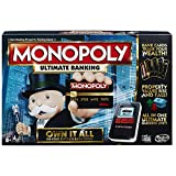 Hasbro Monopoly Spiel: Ultimate Banking Edition