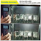 ThermoPro TP50 digitales Thermo-Hygrometer Raumklimakontrolle Raumluftüerwachtung - 3