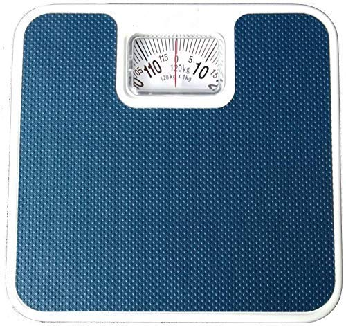 Adofys AD-102 Analog weight Machine For Human Body, Full Iron Body Mechanical Weighing Scale (Multi Color)