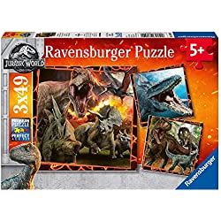 Ravensburger 08054 Jurassic World 2: Fallen Kingdom Puzzle