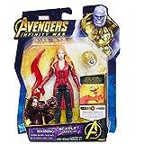 Hasbro Avengers Infinity War Personaggio Scarlet Witch, Multicolore, E0605_E1419EU4