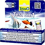 Tetra Test 6in1 25 strips