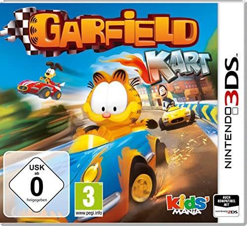 Garfield Kart (3DS)