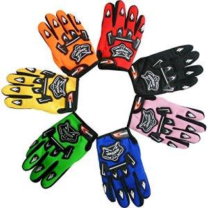 Leopard Junior Kinder MX Motocross Handschuhe Kinder Dirty Bike Quad Racewear Motorrad Handschuhe 1