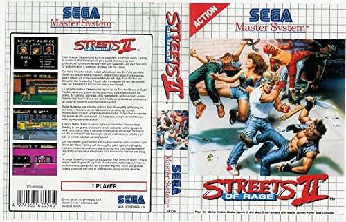 Streets of Rage 2 / Sega Master System