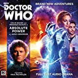Doctor Who Main Range - 219 Absolute Power