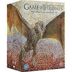 Game Of Thrones: The Complete Seasons 1-6 (30 Dvd) [Edizione: Regno Unito] [Reino Unido]