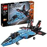 LEGO Technic - Le jet de course - 42066 - Jeu de Construction