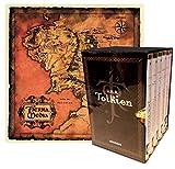 Estuche Tolkien 6 vols. + mapa (Biblioteca J. R. R. Tolkien)
