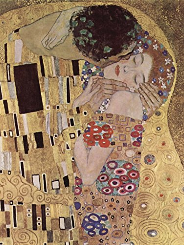 Lais Puzzle Gustav Klimt - Il Bacio, i Dettagli 1000 Pezzi
