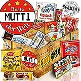 BESTE MUTTI DER WELT - Geschenk Set für MUTTI - DDR Süssigkeiten Box