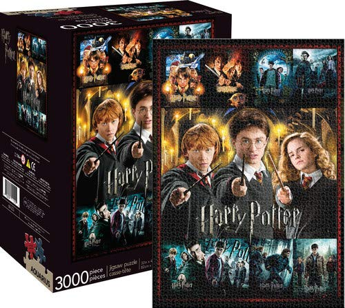 Harry Potter Movie Collection 3000 pezzo di puzzle (nm)