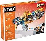 K' Nex 33941–K della force–Flash Fire Motorized Blaster–288Pieces–8+–Edilizia e costruzioni giocattolo