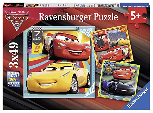 Ravensburger Italy Puzzle Cars 3, 08015 1