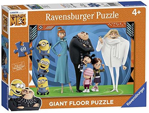 Ravensburger Italy Puzzle Minions, 05404 6