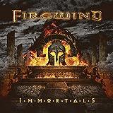 Immortals (Ltd. CD Mediabook incl. stickers)