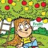 Frutti Libro Da Colorare: Volume 1