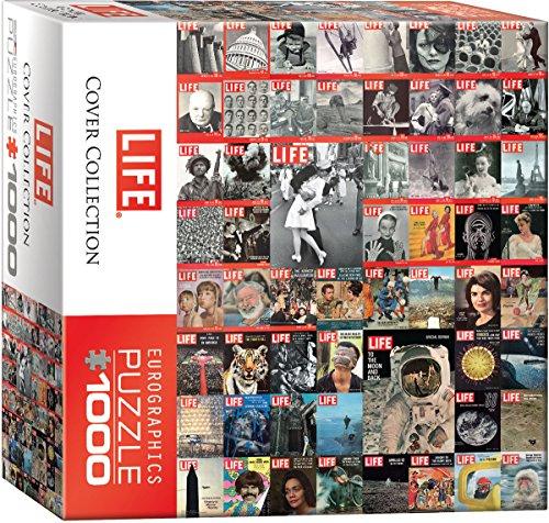 Eurographics 8000–2.080,3cm vita della collezione puzzle da pezzi