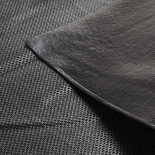 Kofferraummatte universal zuschneidbar & abwaschbar | Antirutschmatte Auto | Kofferraumraumschutz mit feiner Oberflächenstruktur für perfekten Halt | Schutzmatte in 3 Größen (180 x 104 cm)