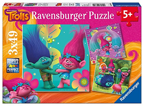 Ravensburger Italy Trolls Puzzle, 09364 9