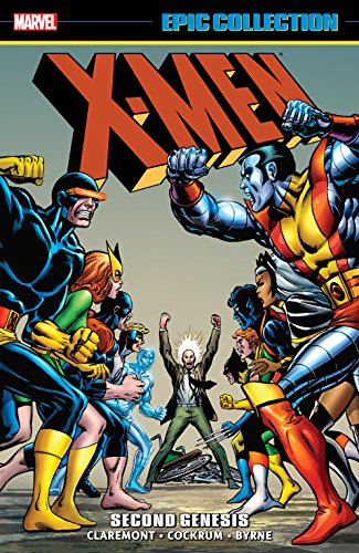 X-Men Epic Collection: Second Genesis (Uncanny X-Men (1963-2011)) by [Claremont, Chris, Wein, Len, Mantlo, Bill]