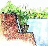 Oase - Bolsa para sujeción de Plantas acuáticas, Yute, Color Arena