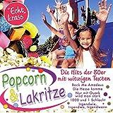 Popcorn und Lakritze