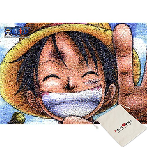 Haksan dotazione One Piece Monkey D. Luffy – oda Eiichiro – 1000 Piece photo Mosaic Jigsaw...