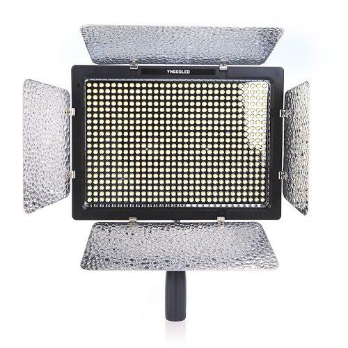Yongnuo YN-600 600LED Temperatura Studio Video Colore chiaro della lampada regolabile per...