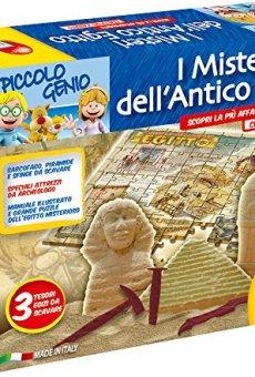 Lisciani 46386 – Little Man Tate Misterios Dell'Antico Egipto