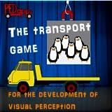 El juego de transporte para el desarrollo de la percepción visual.