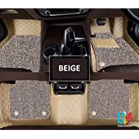 Urbanlifestylers 7D Economy Custom Fitted Car Mats Compatible with BMW X1
