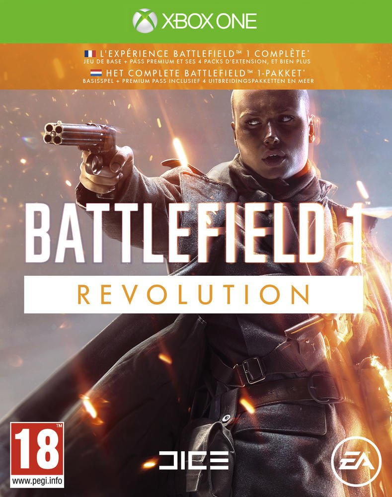 Battlefield 1 - Revolution Xbox One