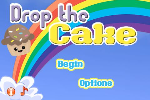 Drop the Cake! Screenshot