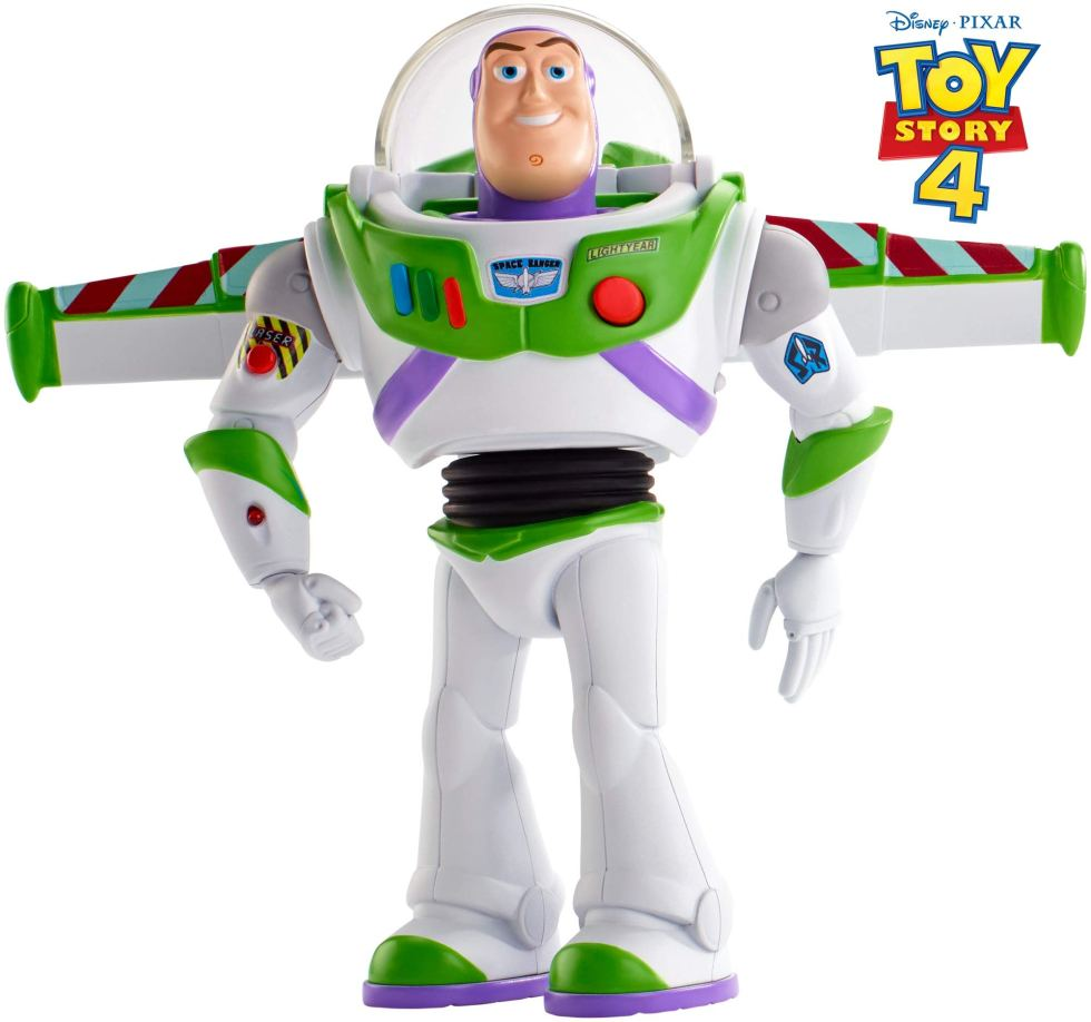 Disney-Pixar-Toy-Story-Ultimate-Walking-Buzz-Lightyear-7-Tall-Figure-with-20-Sounds-and-Phrases-Walking-Motion-and-Expandable-Wings