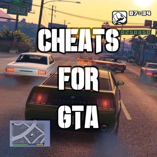 Cheats for GTA (Tips & Trick)