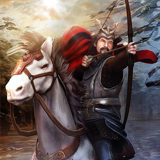 Mongol Warrior Empire Epic Battle Simulator 3D: ultimo giorno Legends Super Hero Battlefield Combat...