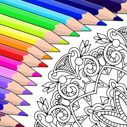 Colorfy - Libro da Colorare Per Adulti - Gratis
