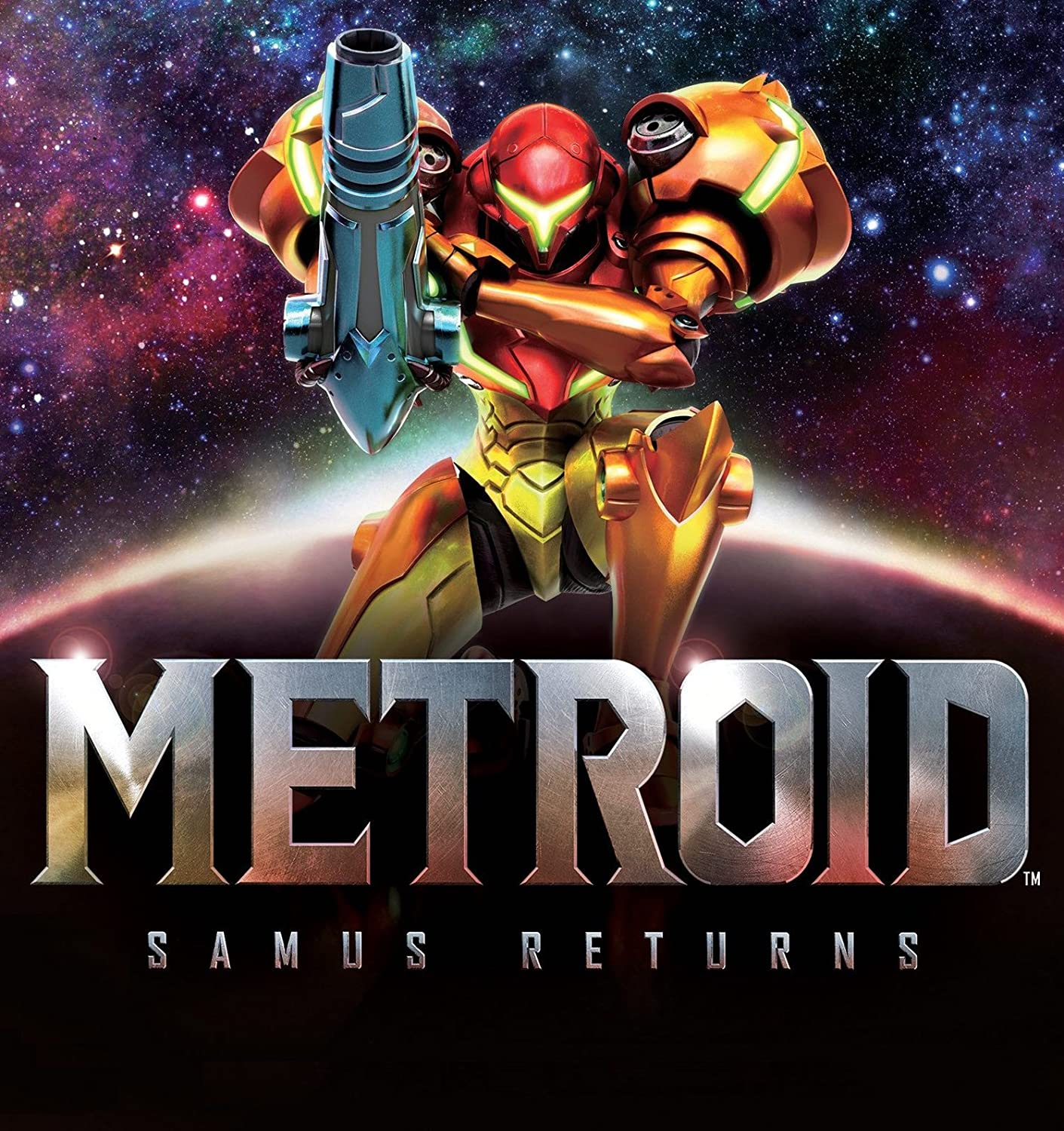 Metroid: Samus Returns [Nintendo 3DS - Version digitale/code]