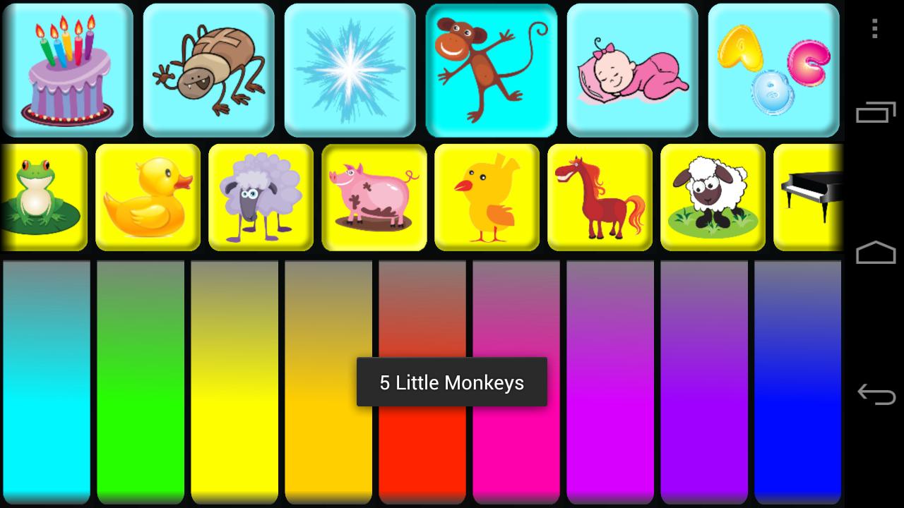 Kinder-Tiere-Piano Pro Screenshot
