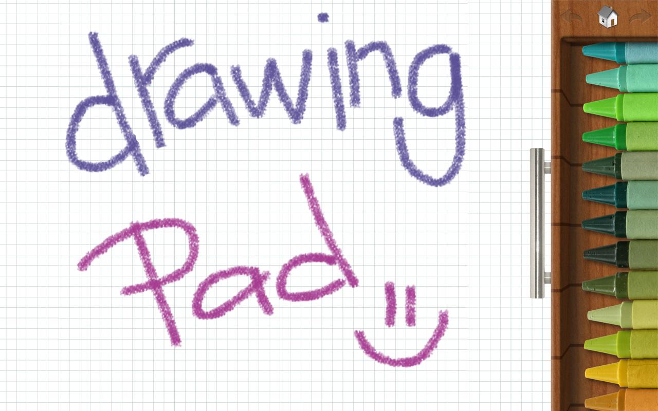 Zeichen Pad Screenshot