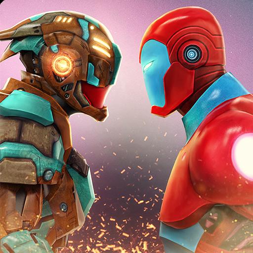 Robot Fighter Hero Adventure Rivoluzione Quest: Mayhem Fighting World of warriors Championship in...