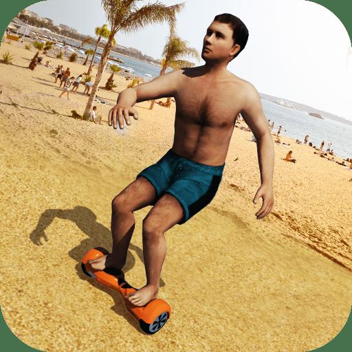 Hoverboard Stunts Simulator
